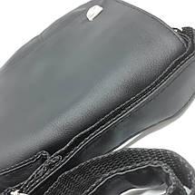 Сумка чоловіча мужская кожаная шкіряна через на плечо барсетка ручной работы сумочка через плечо месенджер!, фото 3