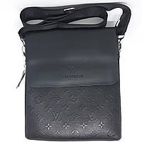1aef8e0a7913 Сумка чоловіча мужская кожаная Louis Vuitton шкіряна через на плечо  барсетка сумочка мужская плече месенджер