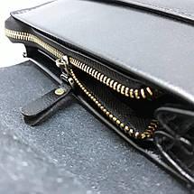 Сумка чоловіча мужская кожаная Polo Videng шкіряна через на плечо барсетка сумочка мужская плече месенджер, фото 2