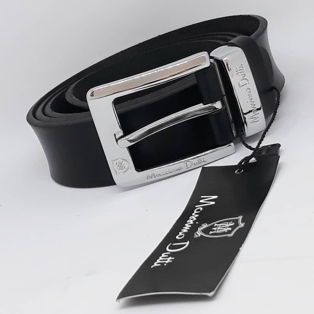 Мужской кожаный ремень чоловічий ремінь шкіряний Massimo Dutti пояс ... c98a117c58e99