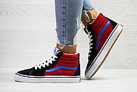 Зимние спортивные женские кроссовки в стиле Vans