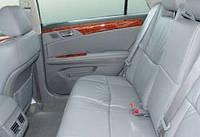 Краска для Кожаного Салона Toyota Avalon Светло Серый