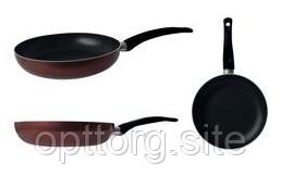 Сковорода алюминиевая покрытие Xylan 280х55 мм GUSTO GT-2100-28/1