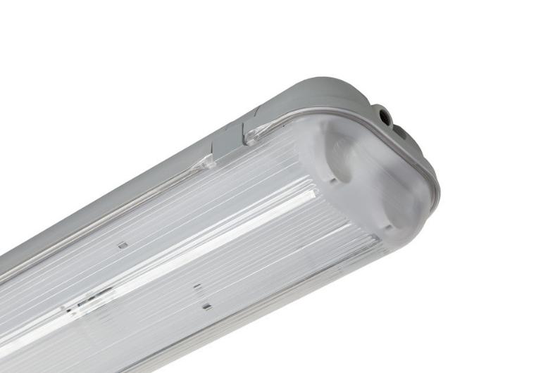 Корпус светильника ЛПП 258 2*1500мм для светодиодных LED ламп T8 IP65 герметичный промышленный