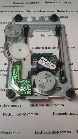 Лазерная головка DVD CD WTP-AD01 13E17PA17, фото 2