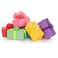 Товары для упаковки подарков и цветов