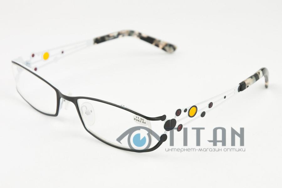 Очки для чтения с диоптриями 076