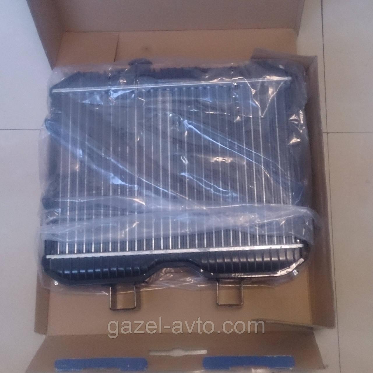 Радиатор водяного охлаждения УАЗ 3 рядный алюминий (пр-во Авто Престиж)