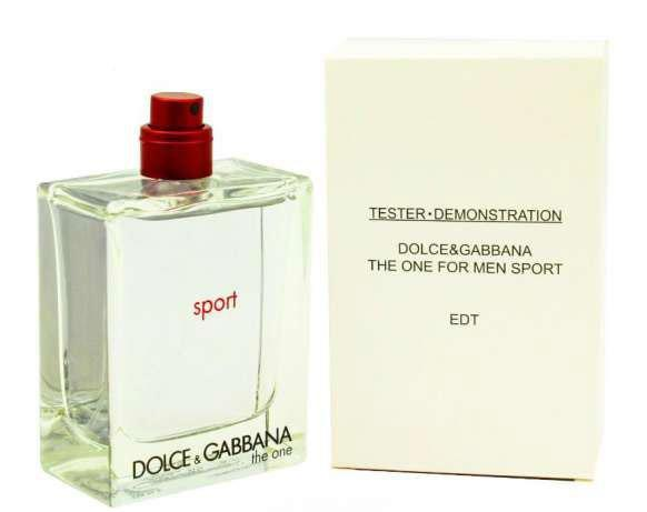 Духи Dolce & Gabbana The One Sport For Man Tester Для Мужчин 100 ml оптом - Оптовый магазин ARIOZO-OPT в Кременчуге