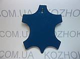 Краска для кожи Felice цв.Синий (25 мл)Для обуви,гладкой кожи, кожгалантереи, кожаной мебели, кожаного салона, фото 2