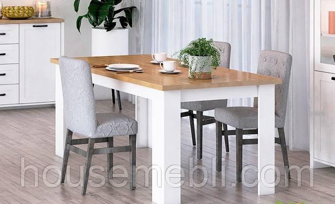 ВЕРНЕ Стол обеденный STIL 160-210 ВМВ Холдинг