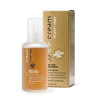 Inebrya PRO-AGE TREATMENT Арганова масло проти посічених кінчиків 100ml., для волосся