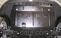 Защита КПП на Мерседес С (Mercedes C W203) 2000-2007 г (металлическая) 2.5