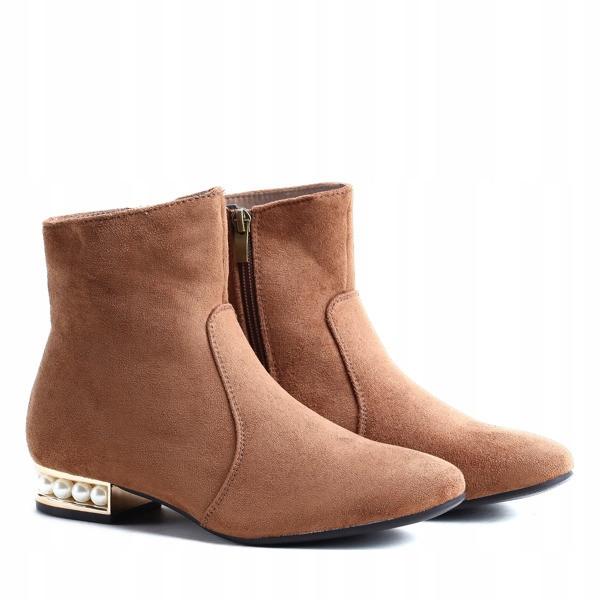 Женские ботинки  Mauricio