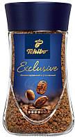 Растворимый кофе Tchibo Exclusive в стеклянной банке  50 г
