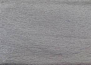 Гофрований папір металізована срібло 20% 1 Вересня