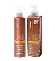 Inebrya CURL ONE Молочко 15 в 1 для укладки вьющихся(кучерявых) волос 200ml.