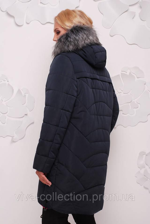 09f5505450e Женская Зимняя Куртка с Мехом — в Категории