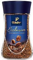 Растворимый кофе Tchibo Exclusive в стеклянной банке  100 г
