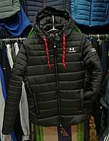 Куртка мужска трансформер с отстегивающимся рукавом Under Armour копия , фото 1