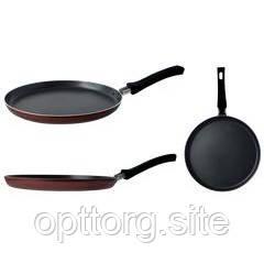 Сковорода для блинов покрытие Xylan 240х20 мм GUSTO GT-2200-24/1