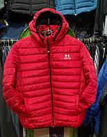 Куртка мужская ветровка под резинку,подкладка OMNI-HEAT, фото 1