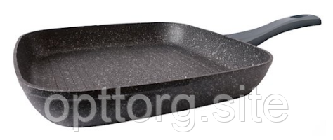 Сковорода гриль покрытие Marble 280х41 мм GUSTO GT-2304-28