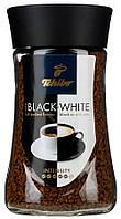 Растворимый кофе Tchibo Black n Wite в стеклянной банке 200 г