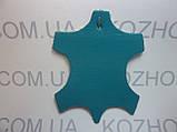 Краска для кожи Felice цв.Бирюзовый Топаз (25 мл)Для обуви,гладкой кожи, кожгалантереи, кожаной мебели, кожано, фото 2
