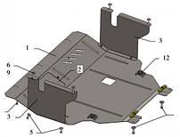 Защита двигателя Nissan Primastar (2001--)