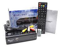 Тюнер DVB-T2 Eurosky ES-18
