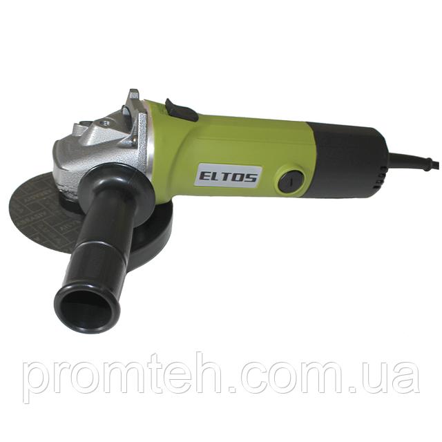 Болгарка Eltos МШУ-125-1300Е (с регулировкой)