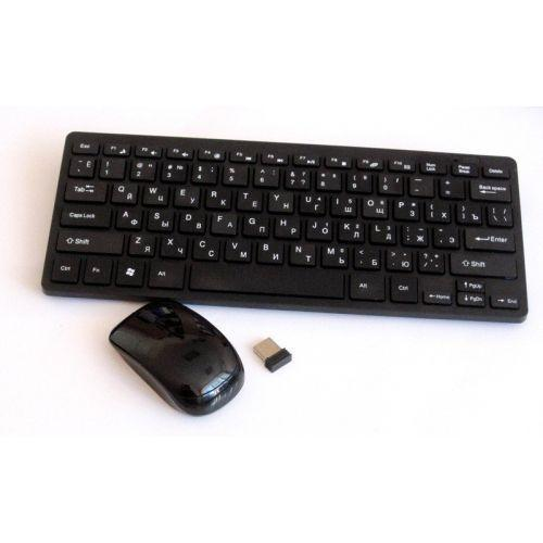 Клавиатура + мышка Keyboard Wireless 03