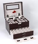 Шкатулка для украшений  50-550C Шоколадная., фото 3