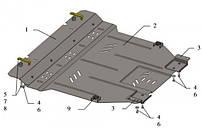 Защита двигателя , КПП Chery М 11 (2008--)