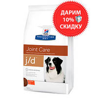 Hill's PD Canine J/D для замедления развития артритов у собак 2 кг