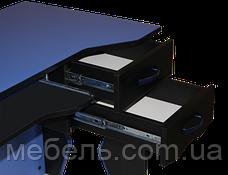 Другая мебель для учебных заведений стол для учебных заведений Barsky Homework Game Blue HG-01, фото 3
