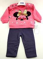 Детский костюм 1 и 2 года Турция для девочки детские костюмы спортивные