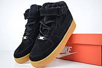 Зимние мужские кроссовки в стиле Nike Air Force