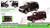 Машина метал.Range Rover 3201GF-B
