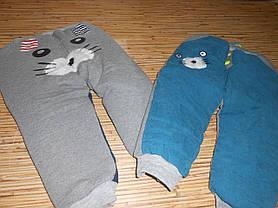 Штаны детские теплые на синтепоне  на мальчика зима   , фото 3