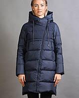 Женская зимняя куртка пуховик SNOWIMAGE SID-S503, фото 1