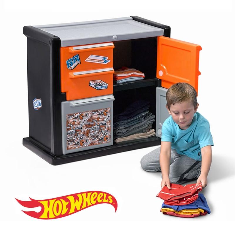 Комод детский Hot Wheels™ Race Car Dresser Step2