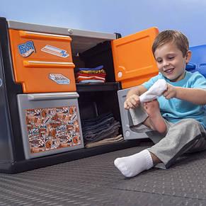 Комод детский Hot Wheels™ Race Car Dresser Step2, фото 2