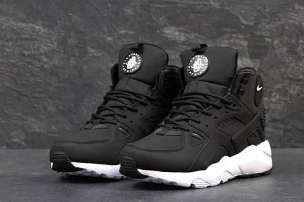 3d238889 Мужские зимние кроссовки Nike Huarache,черно-белые 41,42р: продажа ...