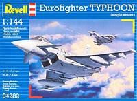 Многоцелевой истребитель Eurofighter Typhoon 1998г. 1:144, Revell (4282)
