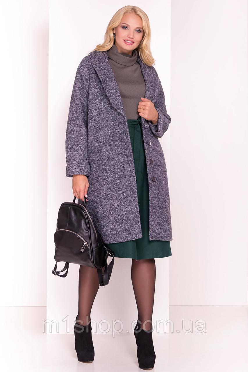 демисезонное пальто больших размеров Modus Арсина Donna 4451