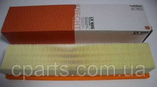 Воздушный фильтр Renault Logan 2 1.2 (Knecht LX1655)(высокое качество)
