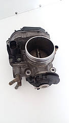 Дроссельная заслонка Volkswagen Passat, Golf 3, Vento, Пассат, Гольф 3, Венто. 037133064.