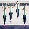 Резиновая петля (на 2-16 кг) для подтягиваний и занятий спортом, U-Powex латекс 100%, фото 4